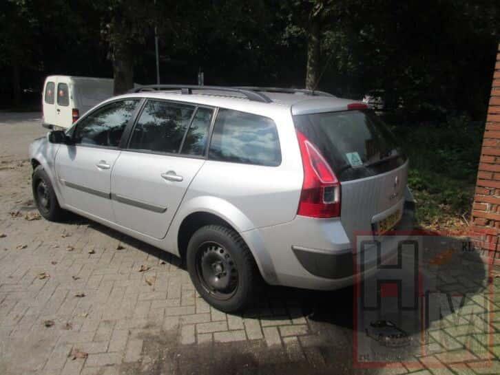 Renault Megane sloop alle onderdelen te koop 2006