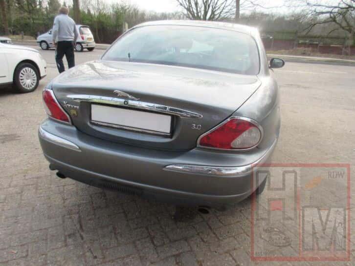 Jaguar X-type 2003 3.0 v6 sloop alle onderdelen te koop