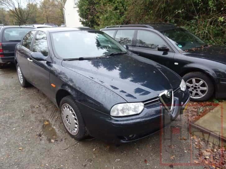 Alfa Romeo 156 1.6 T 2002 sloop alle onderdelen te koop