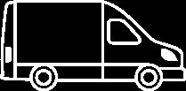 Bestelwagen of truck tot 7.5 T